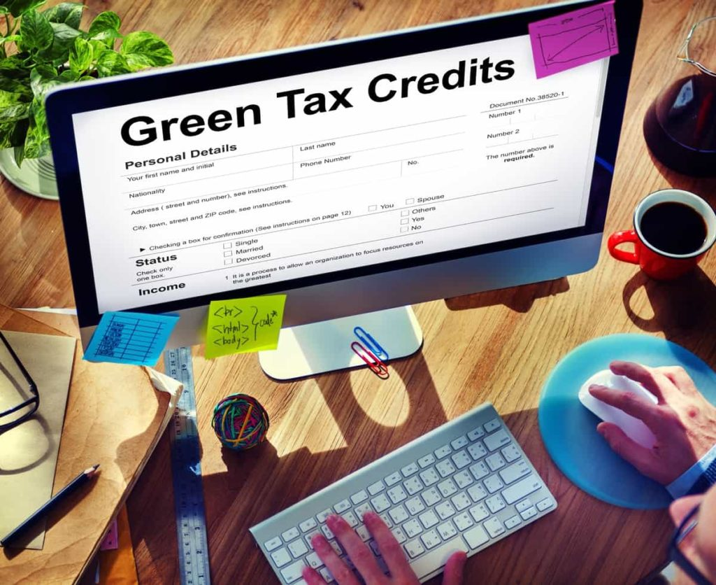 tax credits for custom home builders