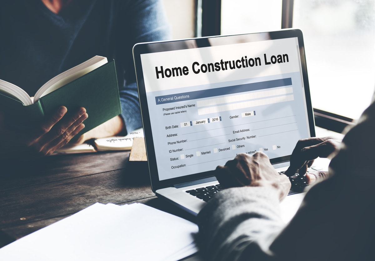 custom home build financing