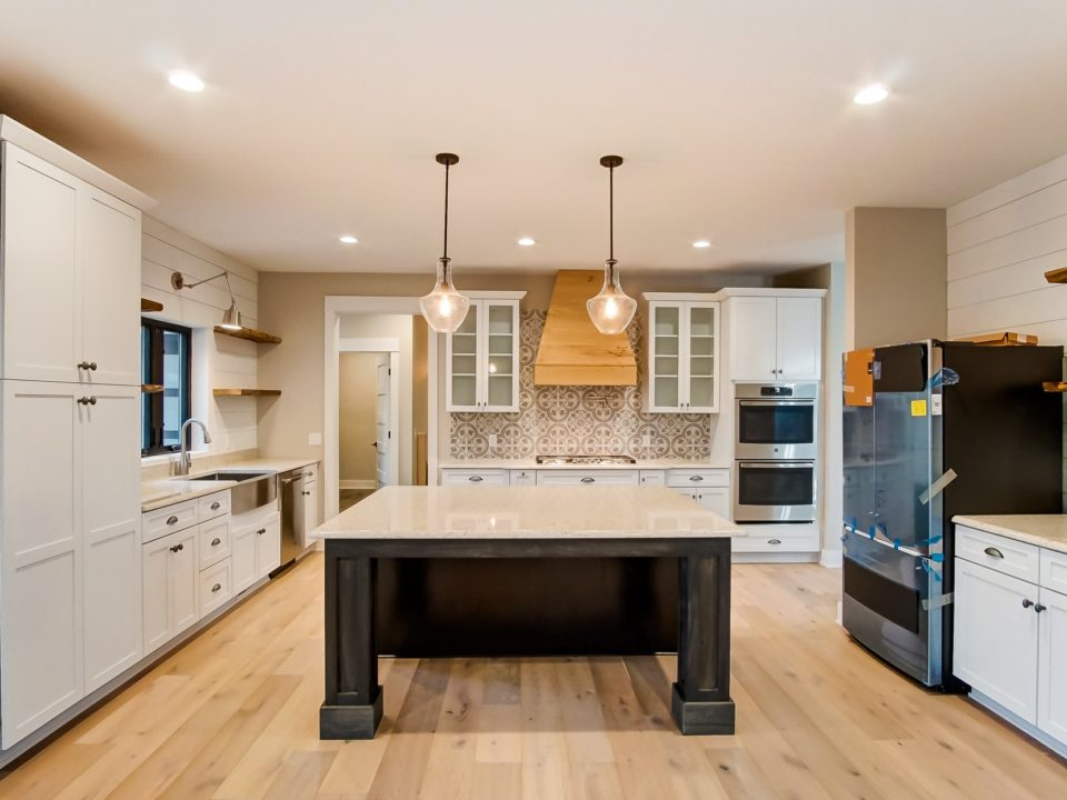 custom home builder in Toledo