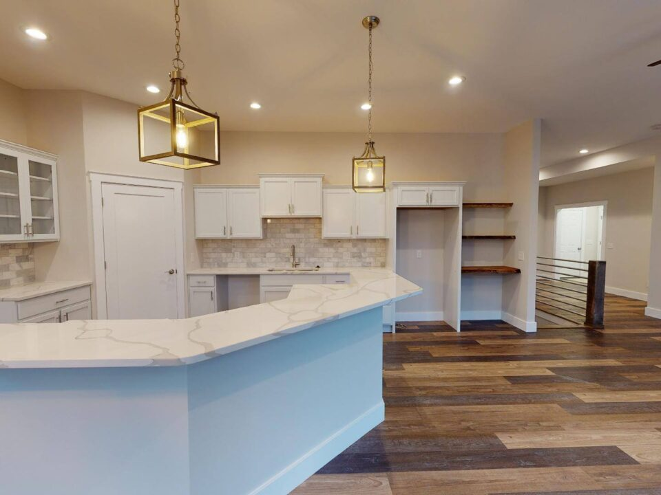 winter custom home building - toledo ohio - premier builders