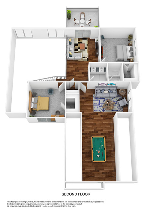 Orchard floor plan
