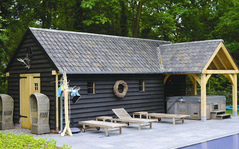 Matching Your Outbuildings to Your New Home Construction