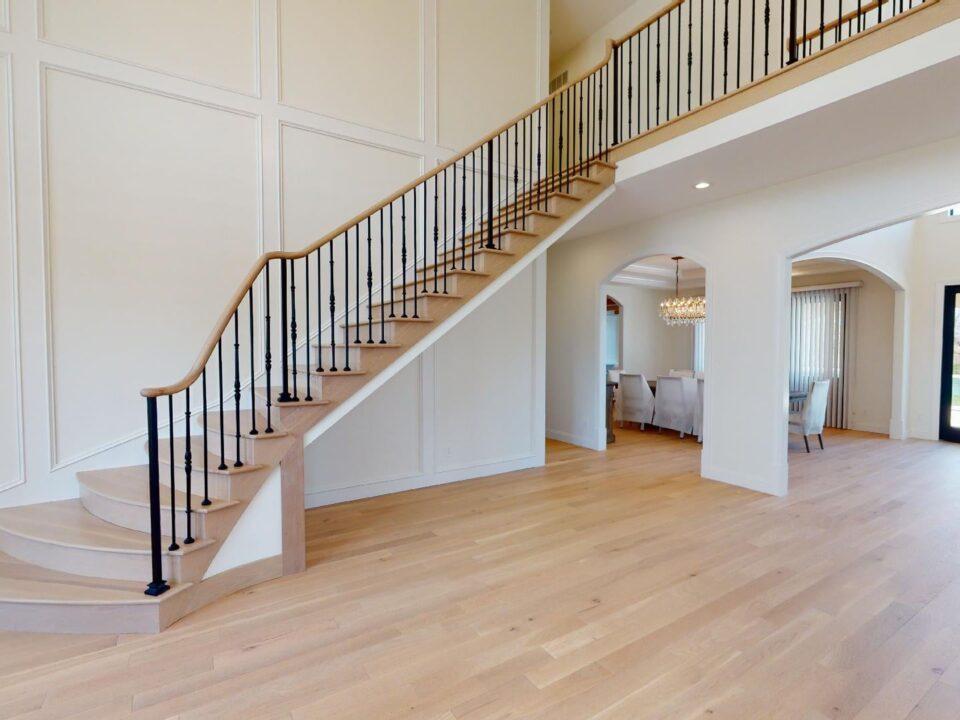 Two story floor plan for custom home build - toledo ohio - premier builders